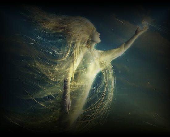 El espíritu y la astrología